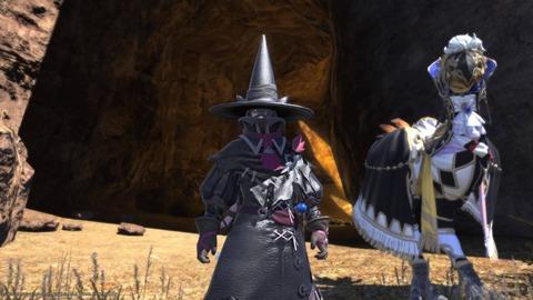 【FF14】黒魔道士は難しいけど使いこなせれば強い(えふまと!)