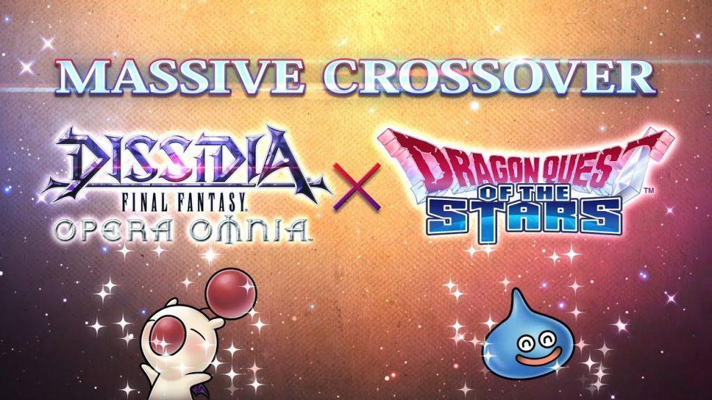 DISSIDIA FINAL FANTASY OPERA OMNIA × DRAGON QUEST OF THE STARS Crossover(スクエニ公式)