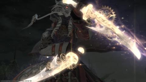 【FF14】光る武器がほしい(えふまと!)