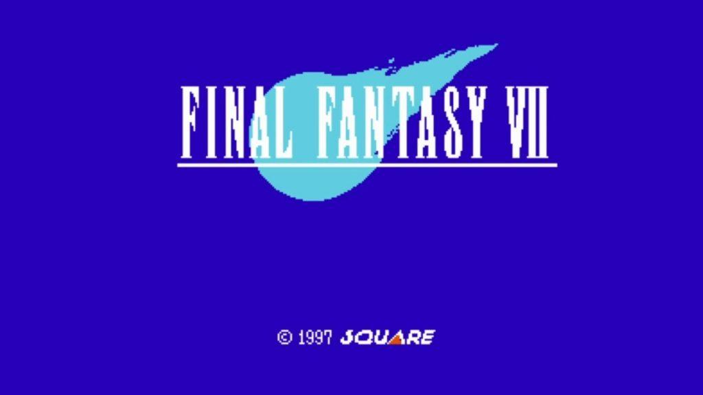 【FF7R】ファミコン風ファイナルファンタジー7爆誕wwwwwww【FF7リメイク】(えふえふ速報)