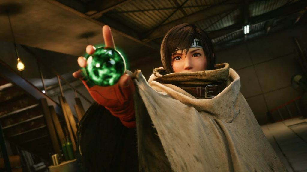 FINAL FANTASY VII REMAKE INTERGRADE – PS5 Announcement Trailer(スクエニ公式)