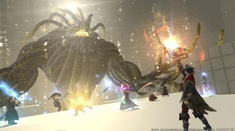 【FF14】塔のゴリラヒーラーとOHヒーラー(えふまと!)