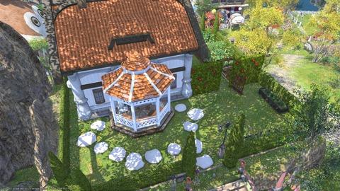 【FF14】「庭具の埋め込み設置は想定外の操作なので撤去願います」ハウジングでのバグ利用が話題に(えふまと!)