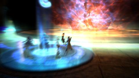 【FF14】久々に行ったらティターンのエンシェントフレアで壊滅してワロタ(えふまと!)