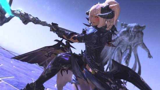【FF14】FFシリーズの竜騎士ってなんでジャンプして攻撃するようになったの?