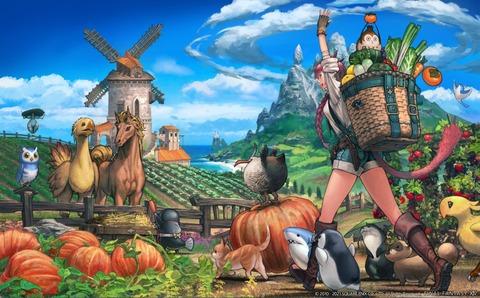 【FF14】6.xシリーズから開始の「無人島開拓」は1人に無人島が1つ与えられる!建設やミニオンの放し飼い、フレを呼んだり遊びに行ってチャットもできる競争がないコンテンツ!