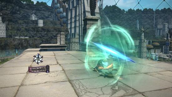 【FF14】6.0忍者の風遁が付与される新スキルはアビリティなのか、それともウェポンスキルなのか