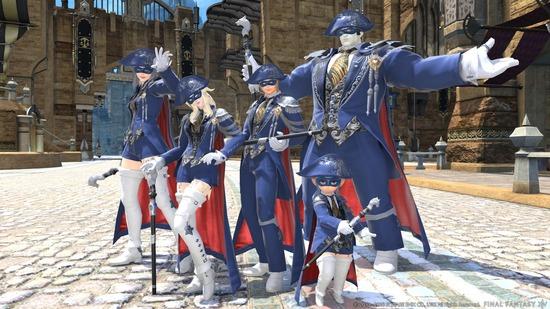【FF14】モグコレ伝承イベントで青魔道士が大活躍!バハ邂逅編2層を青PTで周回する人が続出している件