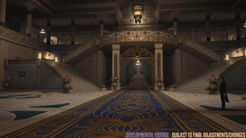 【FF14】新タウン「オールドシャーレアン」にあるアルフィノとアリゼーの実家「ルヴェユール邸」がデカすぎると話題にwwwwww