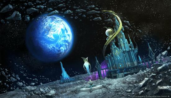 "【FF14】月の中には何かが入っている可能性!?6.0で行ける""月""に関する質問に吉田Pがコメント"
