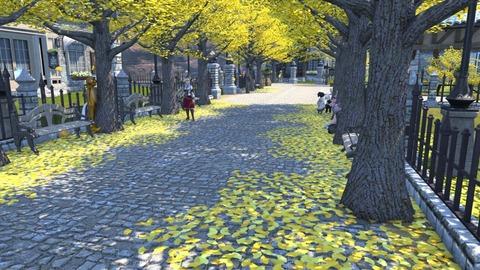 【FF14】ハウジングの並木が色々言われてるけどさ…(えふまと!)