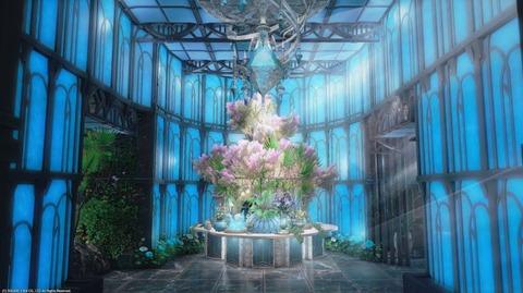 【FF14】美しすぎるハウジング内装「クリスタリウムハウス」をご紹介!【小ネタ&面白ツイート紹介まとめPart155】