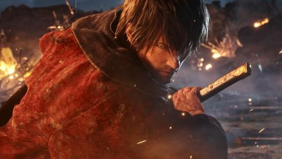 """【FF14】""""The刀""""って感じの見た目の侍武器教えてください!"""