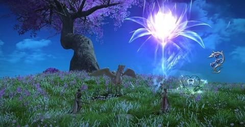 【FF14】白ちゃん、6.0でホーリーの上位版である「ホーリジャ」を獲得!リリーも咲くらしいぞ!